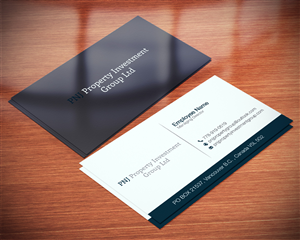 34 Professional Investment Business Card Designs For A Investment