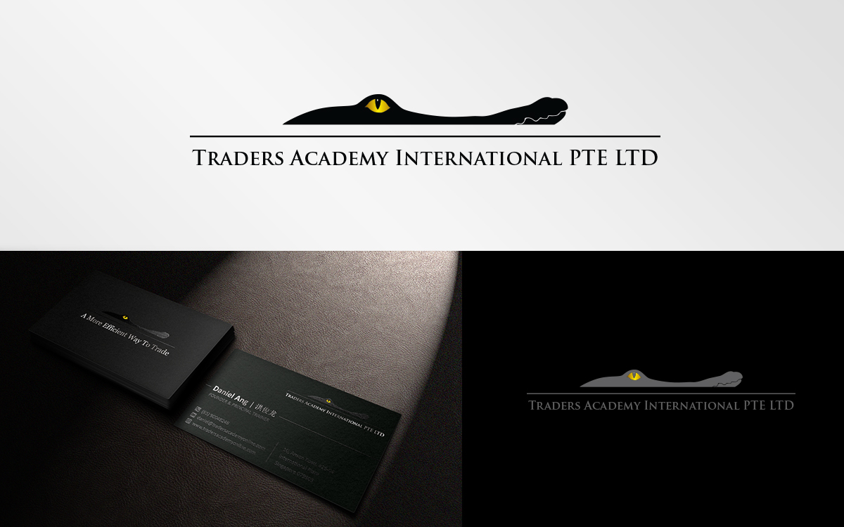 Traders Academy logo design by MT