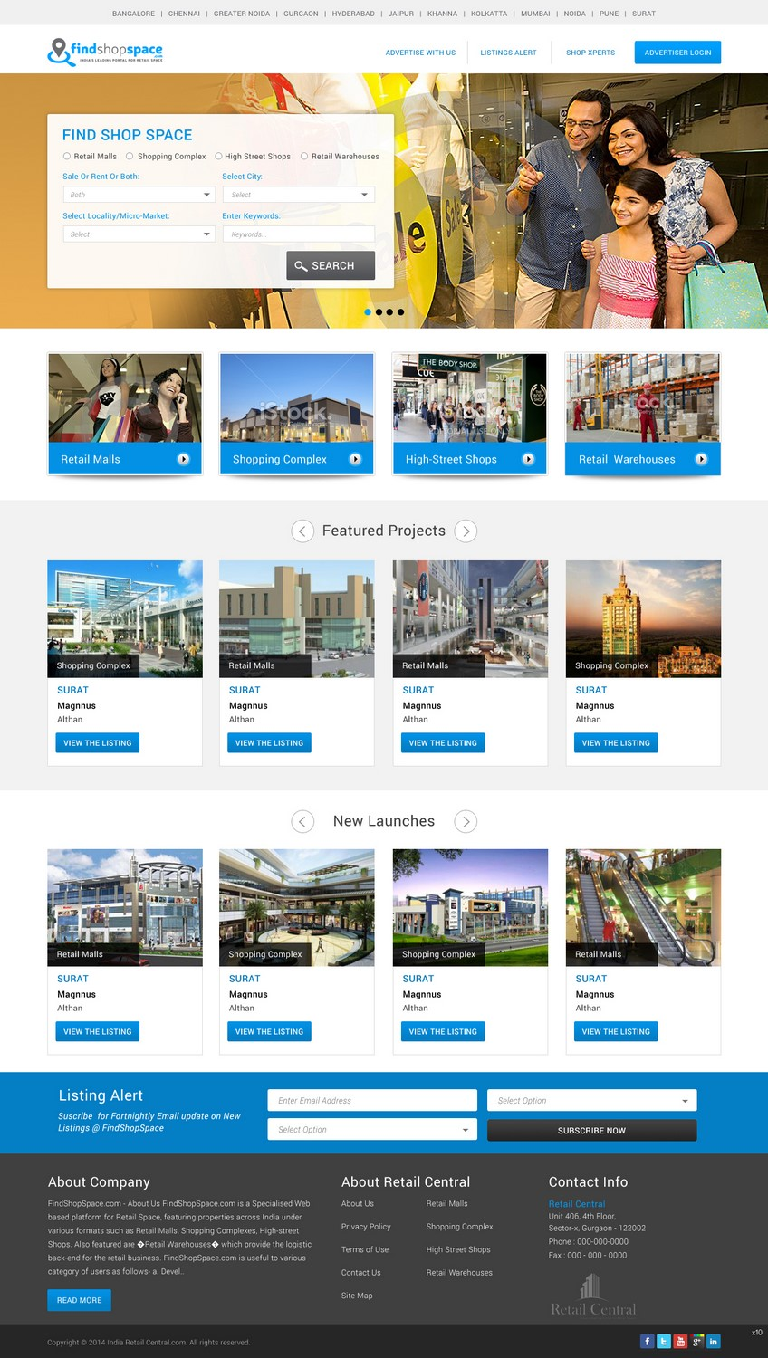 Feminine Colorful Advertising Web Design For A Company By Pb Design 5202039