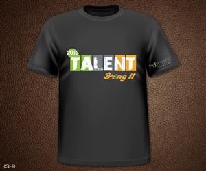 modern bold environment tshirt design by esolbiz - Team T Shirt Design Ideas