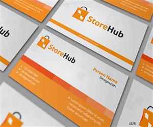 Business Card Design by  Esolbiz