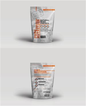 Label Design by MergeStudio