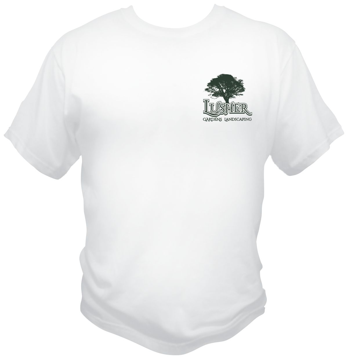 T shirt design for john smallwood by takackrist and for Garden t shirt designs