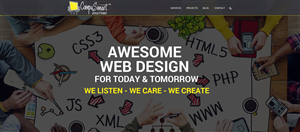 Banner Ad Design by Mila@CreativeMotions - Info graphics for our Software, Webdesign, and  ...