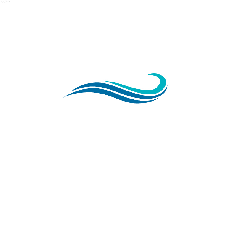 business logo design for a company by instudio design 5169027 ocean waves vector image ocean wave vector download
