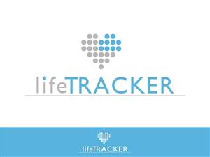 Logo Design by Mark Murphy Creative - Life Tracker (fitness bracelet)