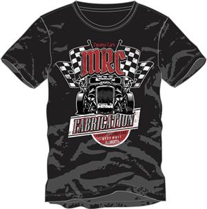 T-shirt Design by gitanapolis - Tee shirt for a custom fabracation shop