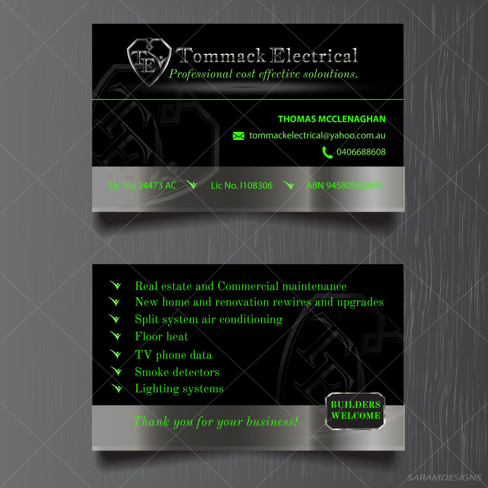 Real estate business card design for a company by saramdesigns business card design by saramdesigns for this project design 5162923 reheart Gallery