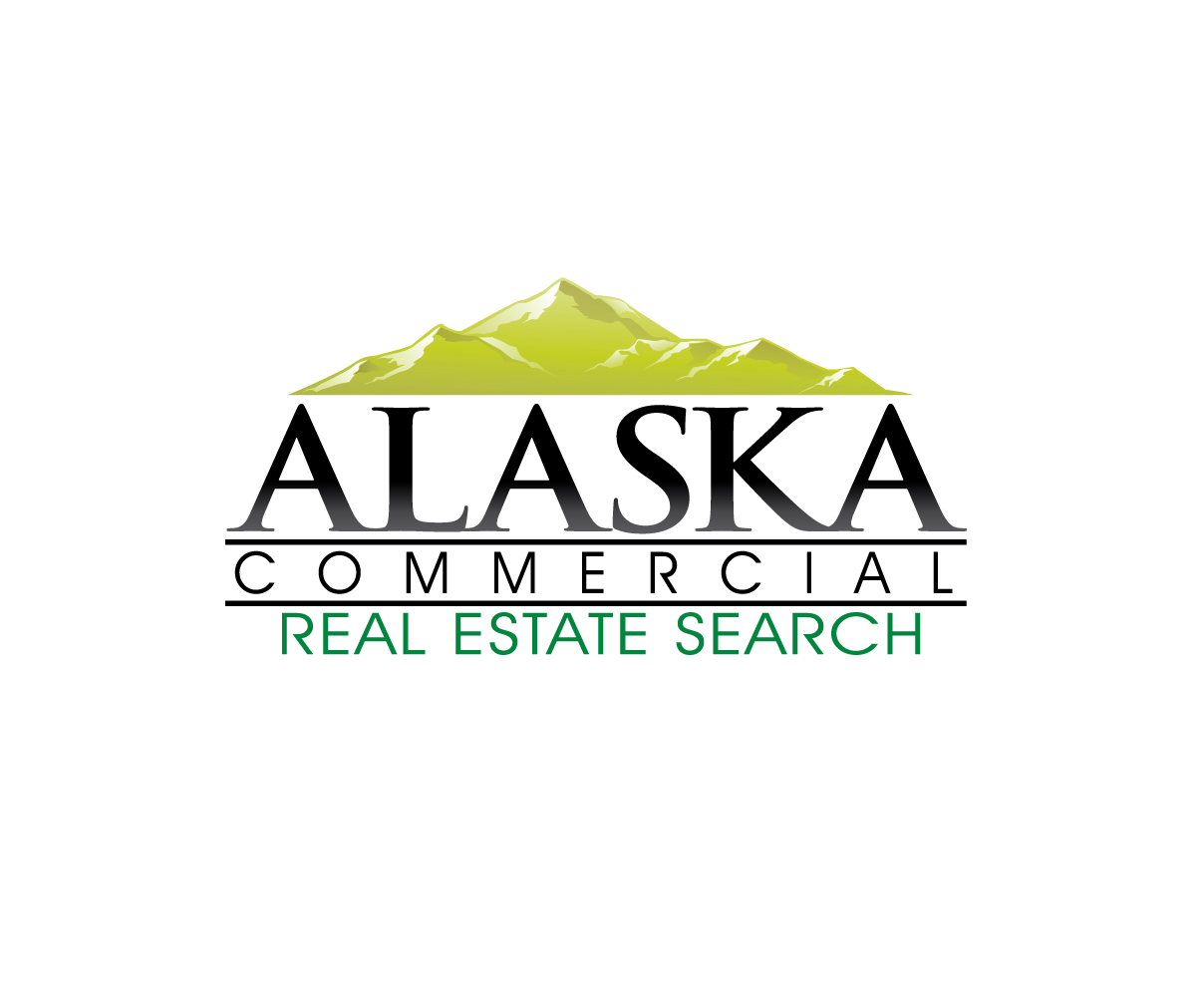 Commercial Property Information : Real estate logo design for alaska commercial