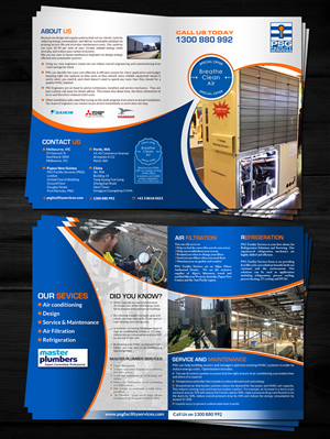 42 Professional Brochure Designs Industrial Brochure