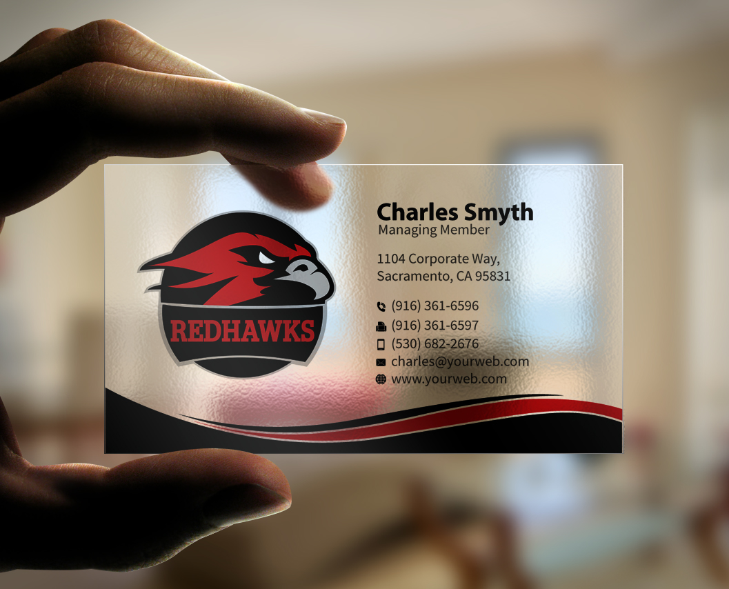 School Business Card Design for a Company by MediaProductionArt ...