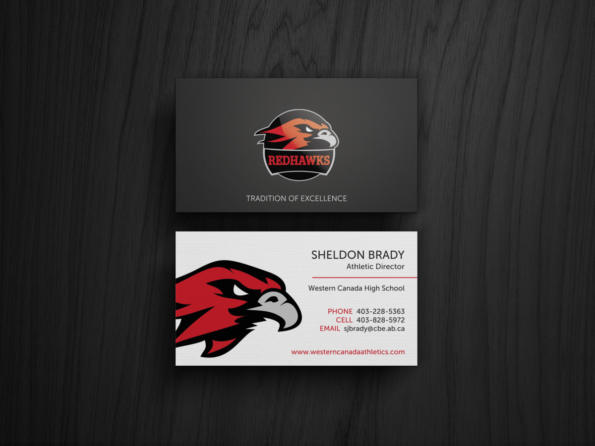 School Business Card Design Galleries for Inspiration