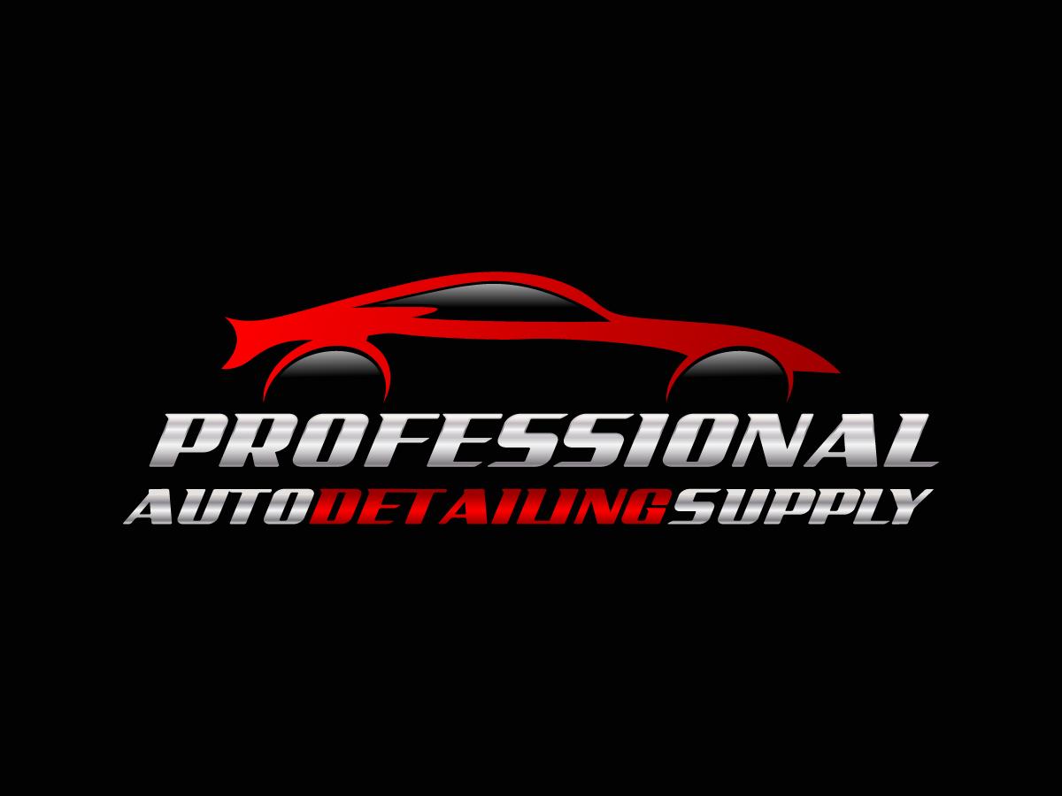 Automotive Logo Design For P A D S Professional Auto Detailing