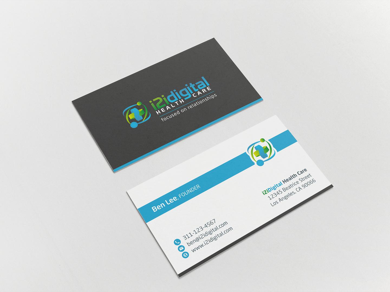 Business Card Design for Darren Sommer by HYPdesign | Design #5232043