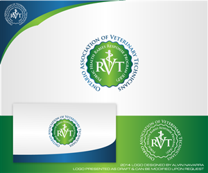 OAVT Public Health Rabies Response Program. RRP. RVT. | Logo Design by alvinnavarra