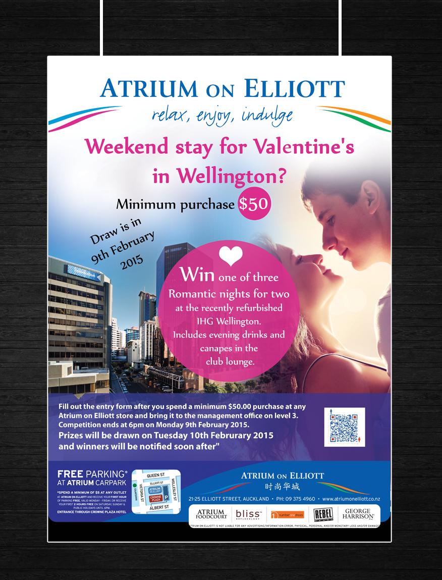 Poster design uk - Poster Design By Uk For Valentine S Day Promotion Poster Design 5248498