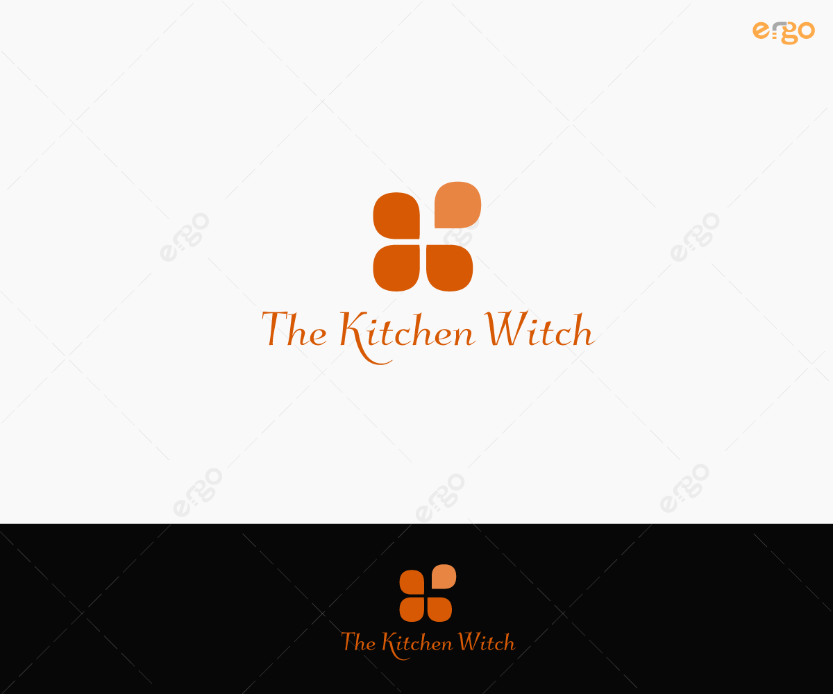 Bold, Serious, Catering Logo Design for The Kitchen Witch by ergo ...