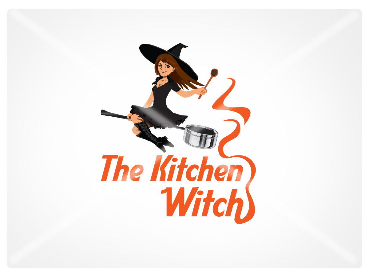 Bold, Serious, Catering Logo Design for The Kitchen Witch by Vicez ...