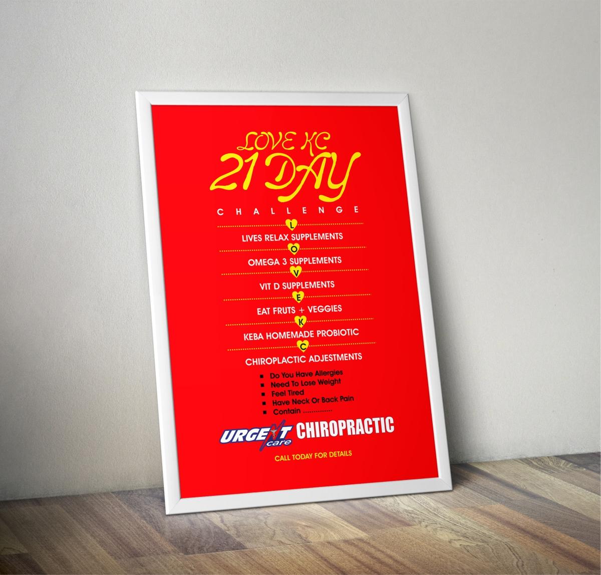 Poster design inspiration -  Poster Design For Love Kc 21 Day Challange By Cb1318cb1318