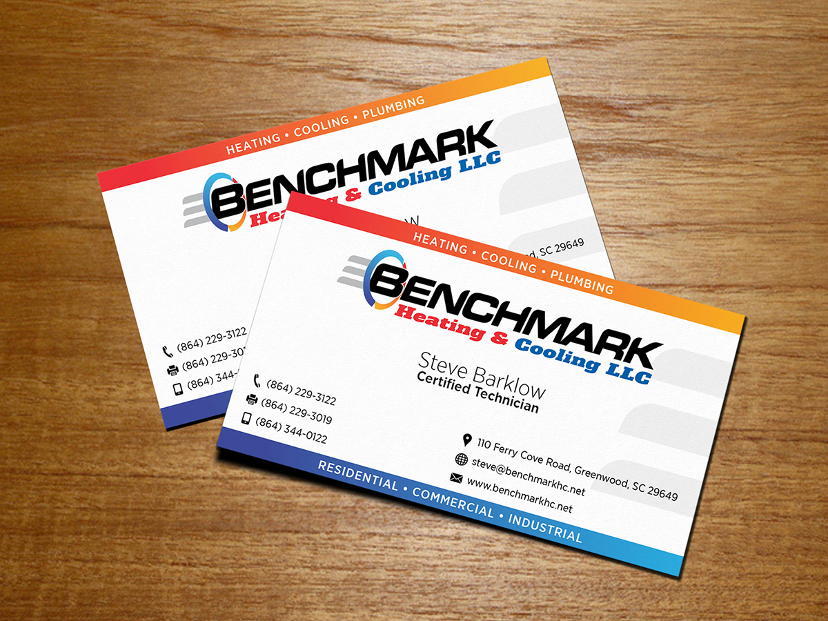 Business Business Card Design For A Company By Wyclefd Design 5205284