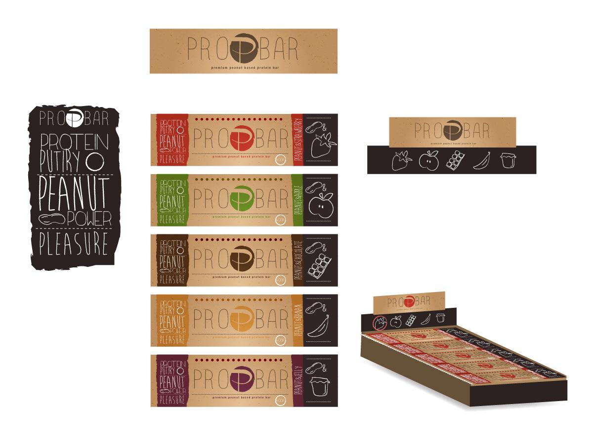 Natural Food Graphic Designer Catalogue