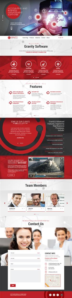 Web Design by Black Stallions Impressive Solutions