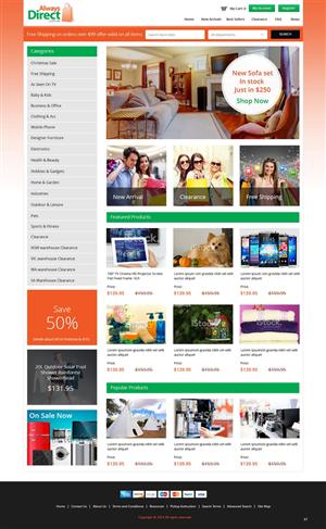 Online Typography Design Creator Crowdsourced Graphic