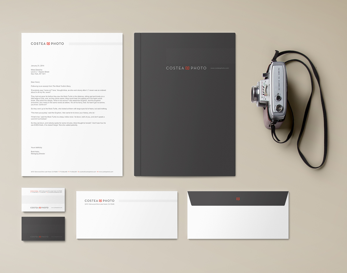 Conservative, Upmarket, Business Business Card Design for COSTEA ...