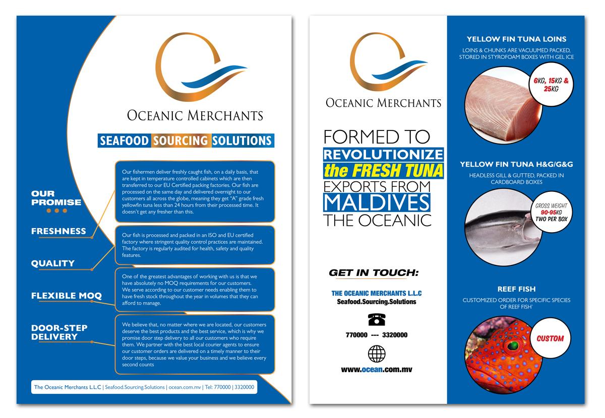 Catalogue Design for BonAqua by UrbainFX | Design #5233710
