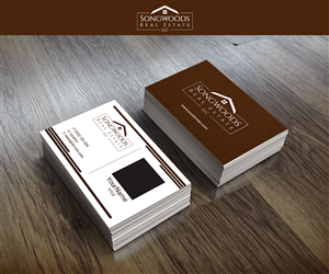 real estate business card design galleries for inspiration