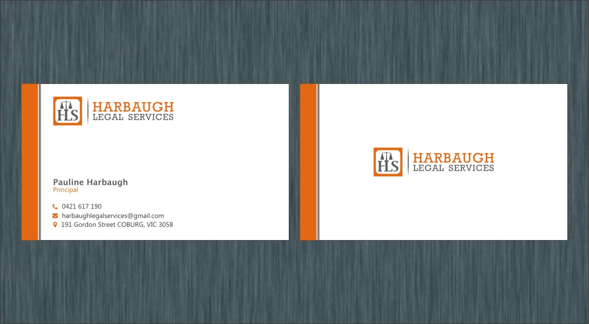 Legal Business Card Design Galleries for Inspiration