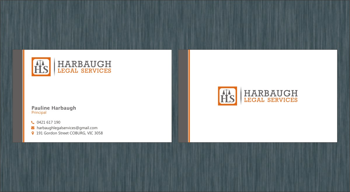 Professional serious legal business card design for a company by business card design by poonam gupta for this project design 5222685 reheart Gallery