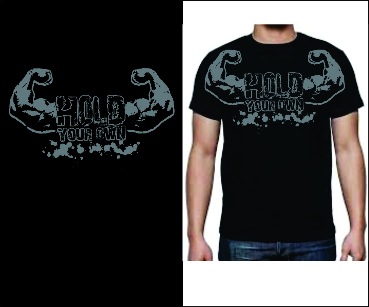 6c8b6782 Gym T-shirt Design for Sophie+Guidolin by marie1482 | Design #5206886