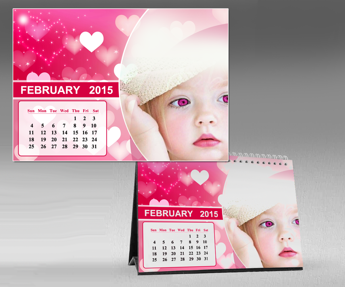 Calendar Design Baby : Calendar design for asim qureshi by mdesigns