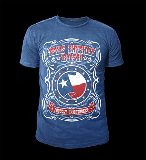 Company t shirts company t shirt design at designcrowd for Texas tee shirt company