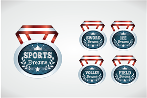 Logo Design by Raccoon Design - Logo Project- Youth Sports Program - 1 Main - 4...