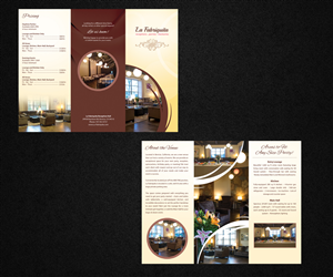 Brochure Design by Ovimatic - La Fabriquita Brochure