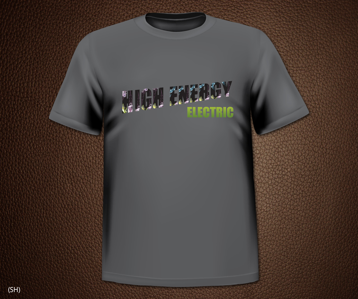 Elegant playful work t shirt design for a company by for Design a work shirt
