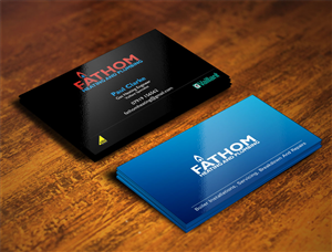 14 Professional Business Card Designs for a business in