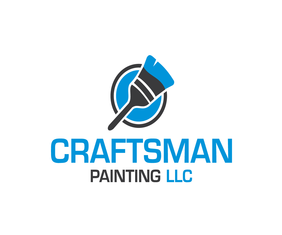Painting contractor logos the image kid for Painting and decorating logo ideas