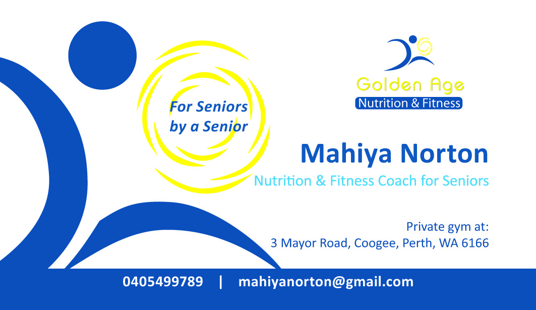 Business Card Design for mahiya norton by Chere | Design #1501098