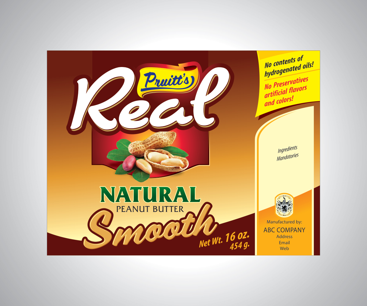 PRUITT 'S REAL NATURAL PEANUT BUTTER Co. In Need Of Some