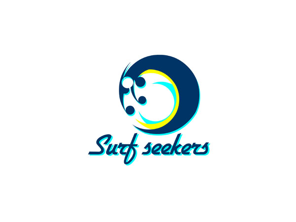 It company logo design for surf seekers by borja design for Australian design firms