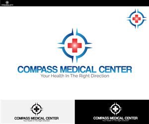 75 Professional Medical Logo Designs for Compass Medical Center a ...
