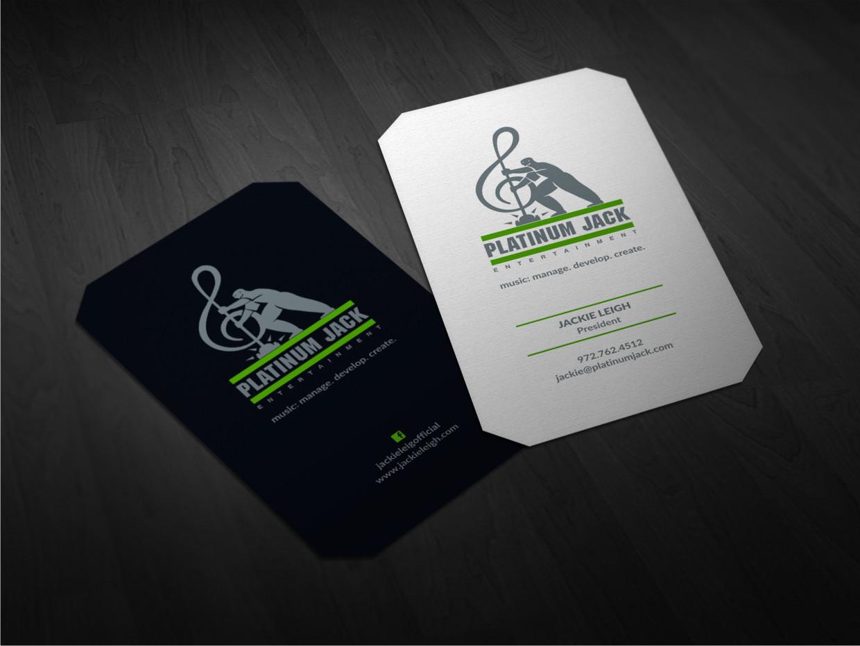 Elegant, Modern Business Card Design for Lawrence Schwartz by ...