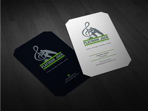 Business Card Design by Atvento Graphics