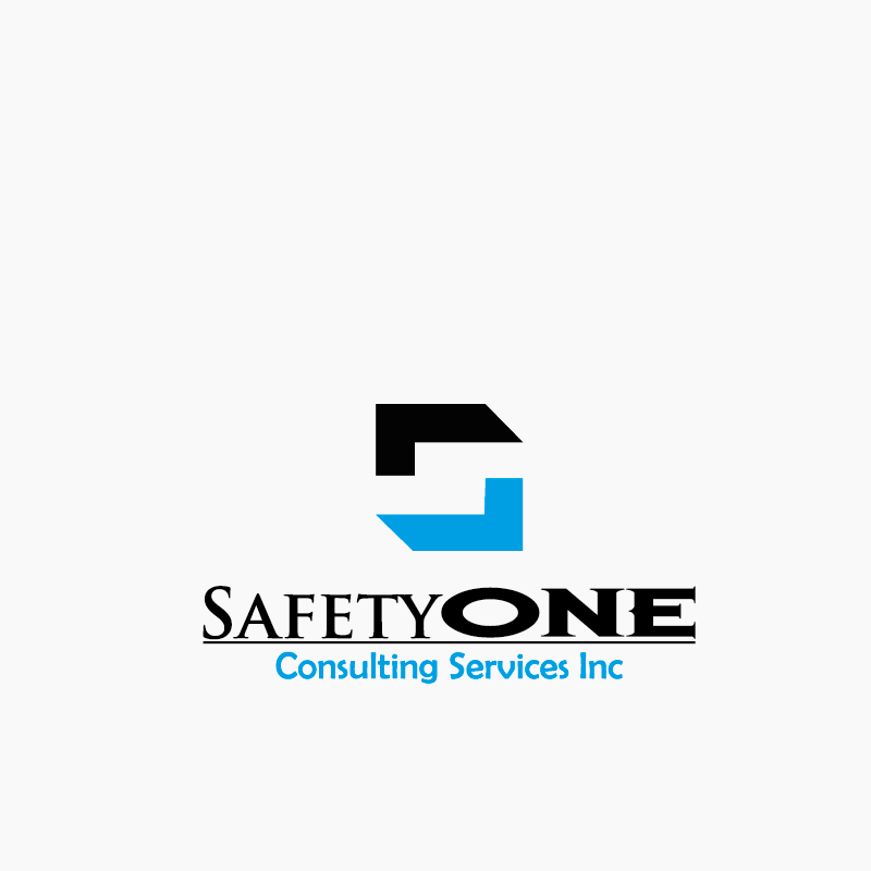 serious  professional  health logo design for safetyone consulting services inc  by kingjames