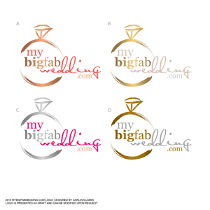 Logo Design 5519679 Submitted To International Wedding Website Needs A Brand Name