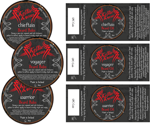 Label Design by Soula Vetter