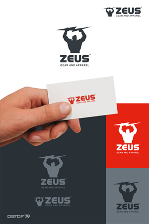 48 Masculine Professional Fitness Logo Designs For Zeus